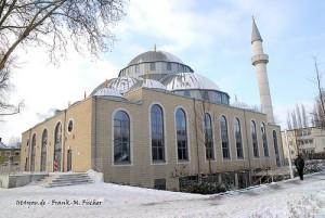 Türkischstämmige Bürger denken über Bildung nicht viel anders als deutschstämmige. Das Bild zeigt die Moschee in Duisburg-Marxloh. Foto: Frank Tentler / Flickr