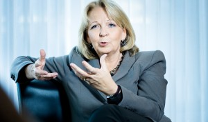 NRW- Ministerpräsidentin Hannelore Kraft