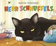 Sieger in der Sparte Bilderbuch: Herr Schnuffels von David Wiesner in der Übersetzung von Paula Hagemeier. Foto: Aladin Verlag