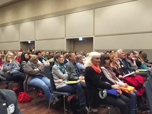 Publikum beim Lehrertag in Dortmund. (Foto: N4T)