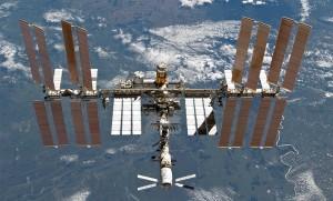 Am Montag kehrt Alexander Gerst von der ISS zur Erde zurück. Foto: NASA/Wikimedia Commons (Public domain)