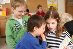 """In großen Klassen und mit zu wenig Lehrkräften seien behinderte oder verhaltensauffällige Kinder verloren. ist Johannes Schmidt sicher. Foto: BAG """"Gemeinsam leben – gemeinsam lernen"""""""