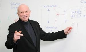 Einer der renommiertesten Bildungsforscher in Deutschland: Wilfried Bos feierte jetzt seinen 60. Geburtstag. Foto: IFS