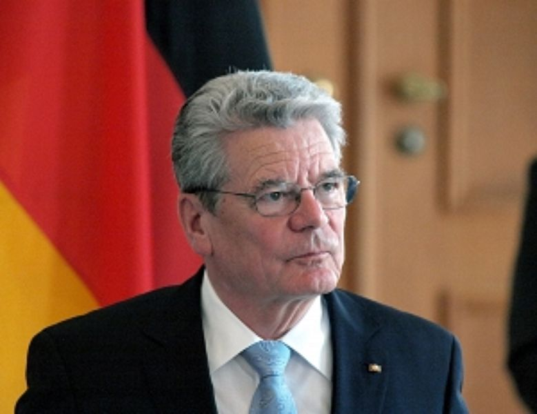 Zeichnete geschichtsbewusste Schüler und Lehrer aus: Bundespräsident Gauck. Foto: www.dts-nachrichtenagentur.de