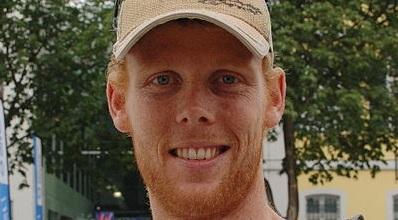 Studiert die Fächer Sport und Geographie: Ex-Beachvolleyballer Jonas Reckermann. Foto: Matthias Zepper / Wikimedia Commons (CC BY-SA 3.0)