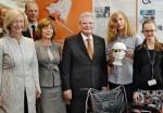 Auf neun Länder verteilen sich die Sieger beim Jubiläumswettbewerb von Jugend forscht. (Foto: Stiftung Jugend forscht e. V.)