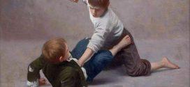 Raufen für bessere Noten? Jungen zu fördern, heißt auch: Lasst sie ihren Bewegungsdrang ausleben!