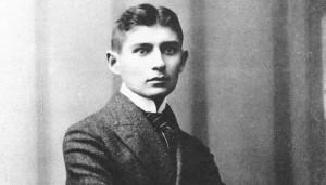 """Würde sich laut """"Kronenzeitung"""" im Grabe umdrehen: Franz Kafka, hier auf einem Foto von 1906."""