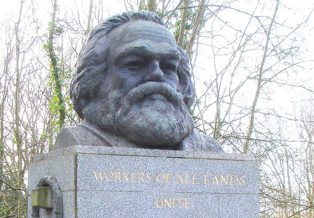 Kann Karl Marx Namenspatron einer Uni sein? Foto: John Armagh / Wikimedia Commons (gemeinfrei)