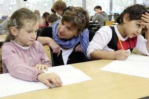 In der Bonner Kettelerschule wird gemeinsam gelernt - ausgezeichnet! Foto: Ulfert Engelkes