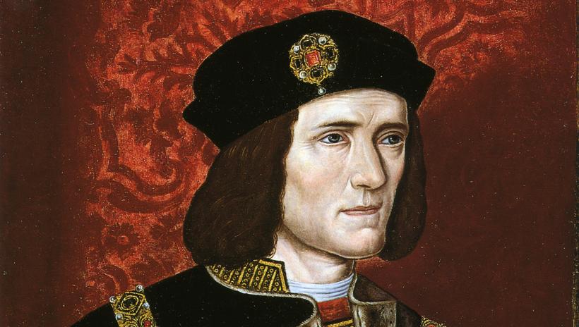 Saß nur zwei Jahre auf dem englischen Thron: König Richard III. Foto Wikimedia Commons