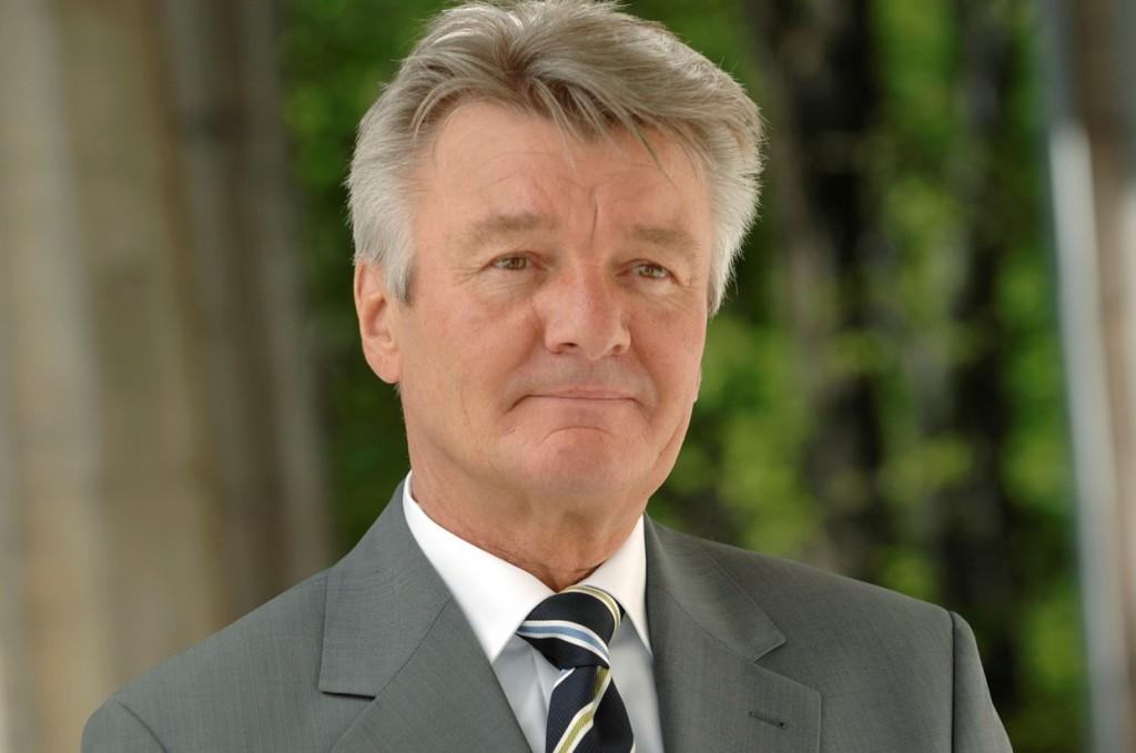 BLLV-Präsident Klaus Wenzel