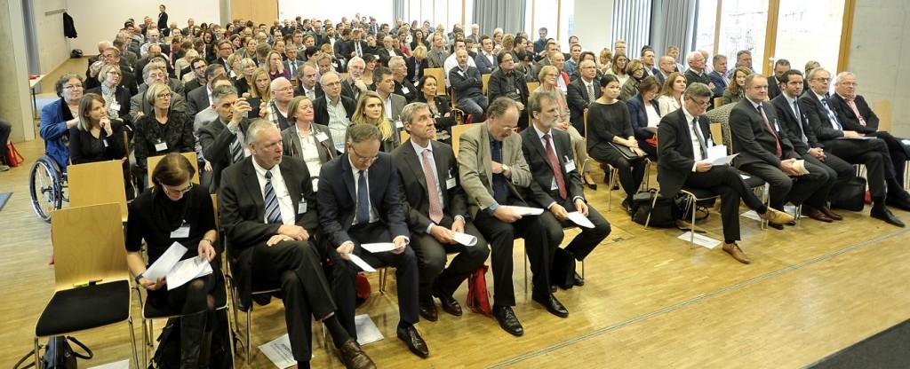 Der Jahreskongress Berufliche Bildung war gut besucht. Foto: jakobb