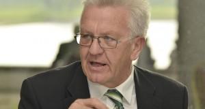 Sieht den Bund in der Pflicht: Ministerpräsident Winfried Kretschmann.
