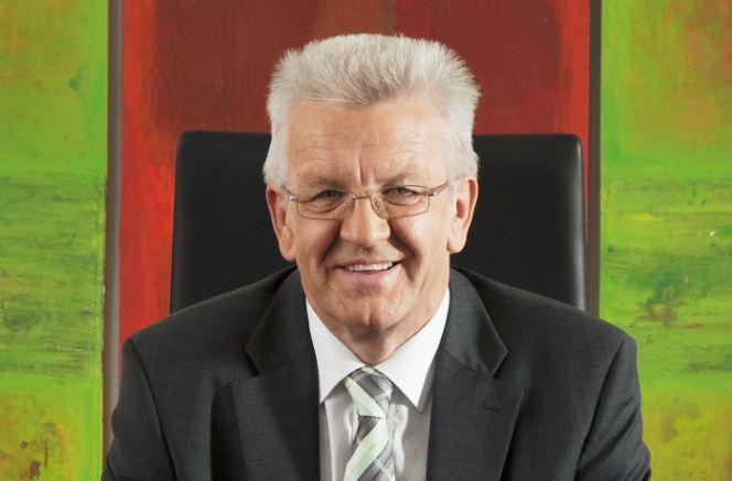 Führt die grün-schwarze Koalition in Baden-Württemberg: Ministerpräsident Kretschmann. Foto: didacta