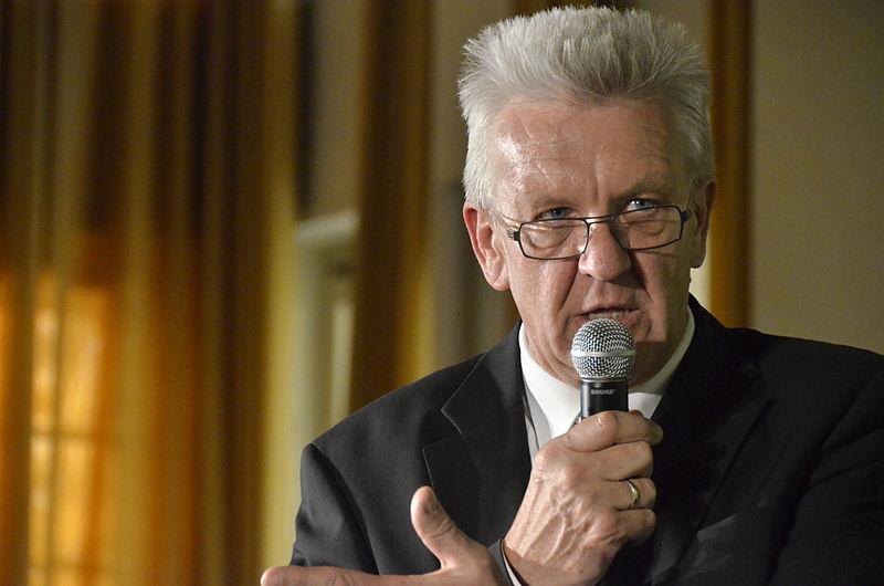 Immer wieder Ärger mit der Bildung: Baden-Württembergs Ministerpräsident Winfried Kretschmann. Foto: Die Grünen / Wikimedia Commons (CC BY-SA 2.0)