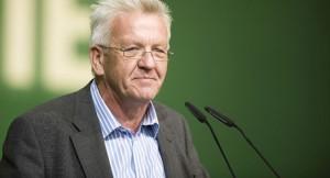 Baden-Württembergs Ministerpräsident Kretschmann ist kein Freund des Sitzenbleibens. Foto: BÜNDNIS 90/Die Grünen/Flickr CC BY 2.0