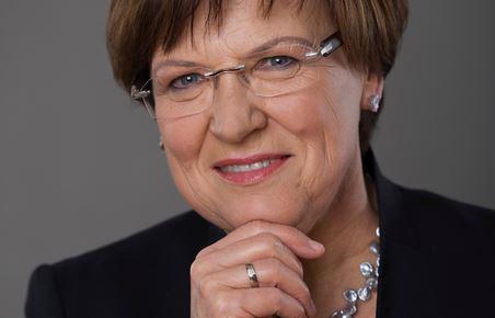 Lockt Gymnasiallehrer - mit einem Verspechen: Sachsens Kultusministerin Brunhild Kurth. (Foto: Sächsisches Kutlusministerium)