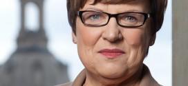 Kultusministerin Kurth verteilt Zuckertüten – und muss Hausaufgaben machen