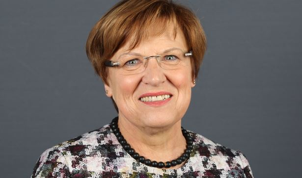 Räumt Fehler ein: Sachsens Kultusministerin Brunhild Kurth (CDU). Foto: Sandro Halank, Wikimedia Commons, CC-BY-SA 3.0