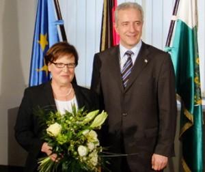 Brunhild Kurth ist neue Kultusministerin in Sachsen; Foto: Staatsministerium für Kultus und Sport