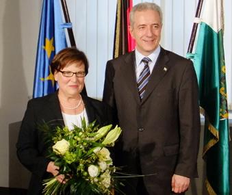 Brunhild Kurt ist neue Kultusministerin in Sachsen; Foto: Staatsministerium für Kultus und Sport