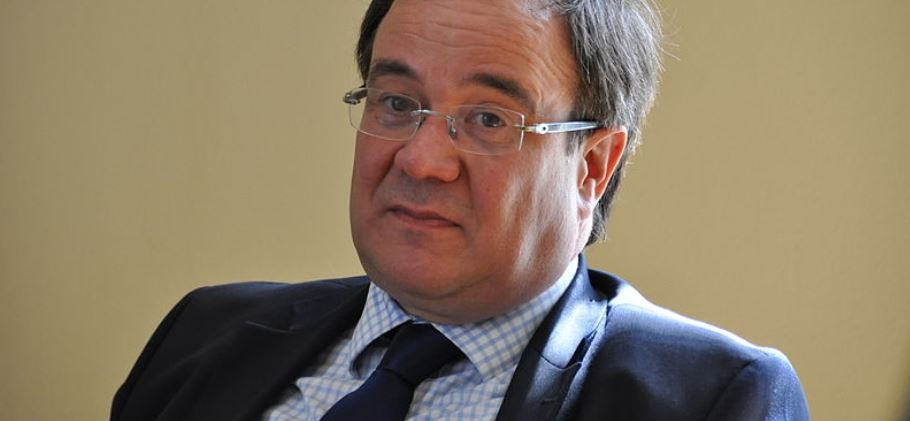 Die GEW warnt ihn vor einem Rückfall in die Rütters-Politik: Wahlsieger Armin Laschet. Foto: Christliches Medienmagazin pro / Wikimedia Commons (CC BY 2.0)