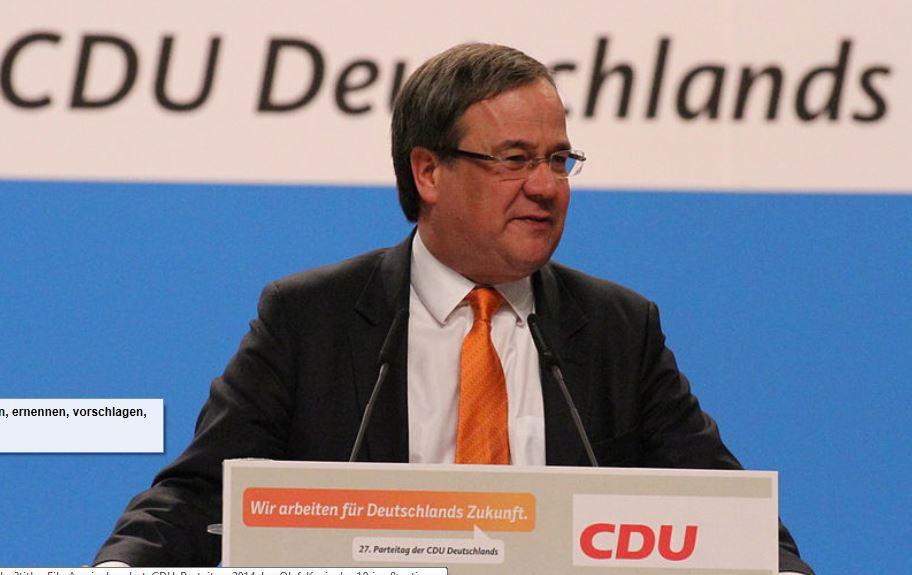 Geht in Sachen Inklusion in die Offensive: CDU-Bundesvize Armin Laschet. Foto: Olaf Kosinsky / Wikimedia Commons (CC BY-SA 3.0 DE)