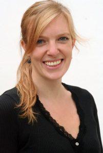 Die Bildungsjournalistin Laura Millmann. Foto: privat