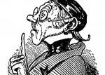Seit seiner Zeit hat sich das Berufsbild des Lehrers erheblich gewandelt: Wilhelm Buschs Lehrer Lämpel, wohl eine der bekanntesten Lehrer-Karikaturen.