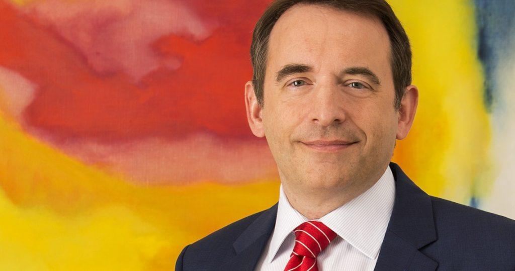 ucht händeringend Grundschullehrer: Hessens Kultusminister Alexander Lorz. Foto: Hesssisches Kultusministeriums