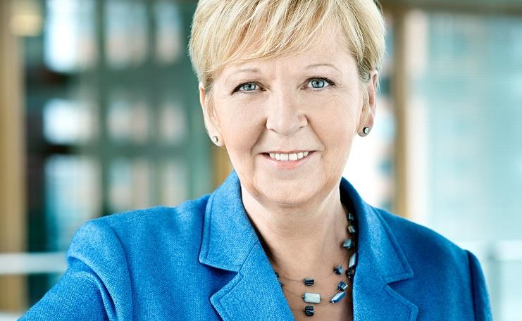 Gerät unter Druck: NRW-Ministerpräsidentin Hannelore Kraft. Foto: Staatskanzlei Nordrhein-Westfalen / Foto: Oliver Tjaden