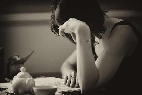 In Deutschland sind Frauen seltener von Analphabetismus betroffen als Männer. Foto: Mark Kujath / Flickr