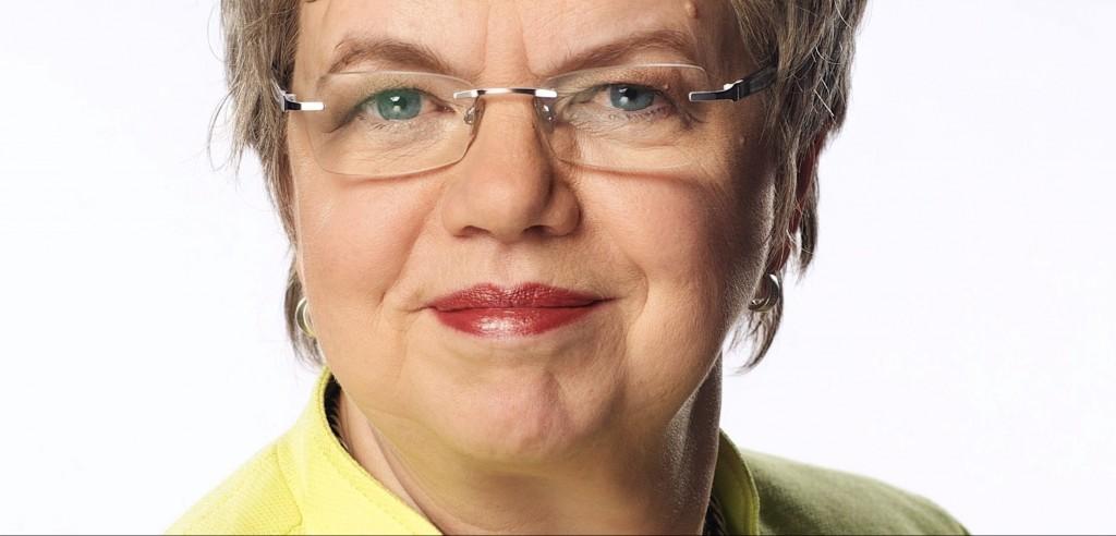 """""""Die Würde des Menschen ist unantastbar"""": GEW-Vorsitzende Marlis Tepe. Foto: Foto: Kay Herschelmann"""