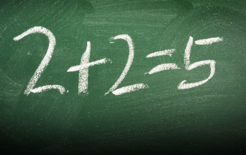 Sind die Mathe-Kenntnisse von Abiturienten so schlecht, dass sie für ein Studium kaum mehr ausreichen? Foto: Roger Gordon / flickr (CC BY-NC-SA 2.0)
