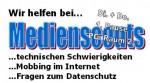 Medienscout-Angebot an einer Schule, Screenshot