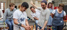 Mit Kunst, Musik und Co. die Integration fördern: Kreativcamp zeigt das Potenzial kultureller Bildung