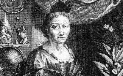Ein zeitgenössisches Porträt der Dame. Quelle: Wikimedia Commons