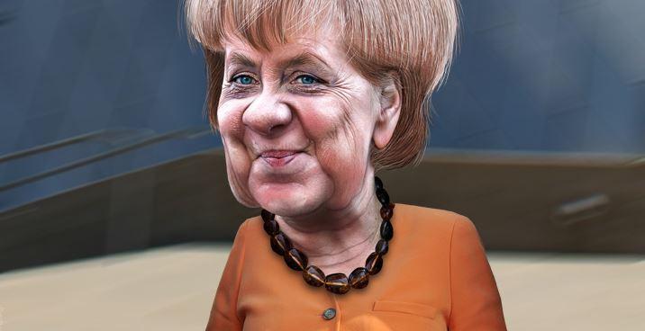 """""""Bildungsrepublik Deutschland"""" ausgerufen. Karikatur: DonkeyHotey / flickr (CC BY 2.0)"""