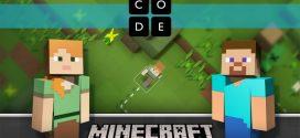 HOUR OF CODE: Microsoft und Code.org präsentieren kostenloses Minecraft-Tutorial