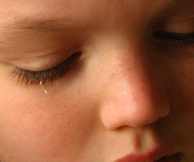 Viele Kinder fühlen sich unter Druck; Foto: Biscarotte / Flickr (CC BY-SA 2.0)