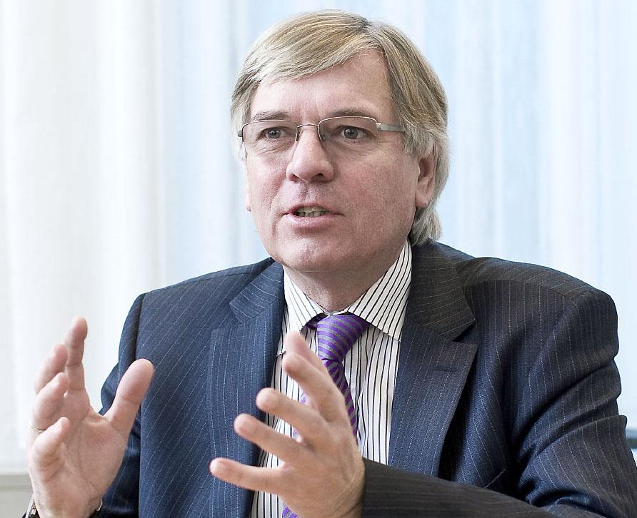 Hartmut Möllring (CDU), Niedersachsens amtierender Finanzminister Foto: Thomas Gasparini/Finanzministerium Niedersachsen, Thomas Gasparini