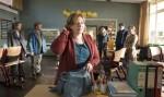 Lehrerin Müller (Gabriela Maria Schmeide) hat es nicht leicht mit den Eltern ihrer Klasse. Foto: Constantin Film