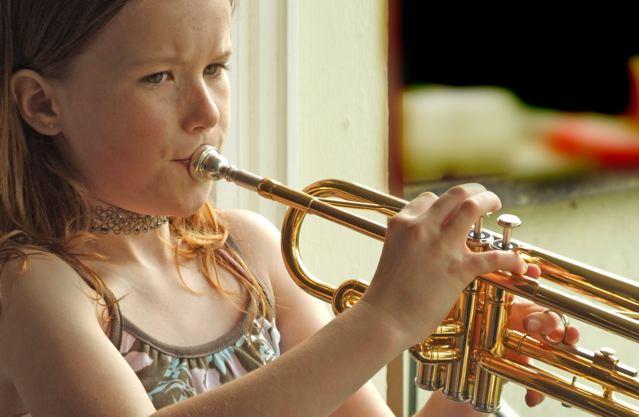 Freude am Musizieren ist wichtiger als Leistung; Foto: RainerSturm / pixelio.de