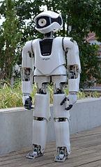 Der humanoide Roboter Myon. Foto: Forschungslabor Neurorobotik der Beuth Hochschule für Technik Berlin/Wikimedia (CC BY-SA 1.0)