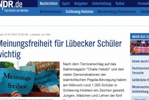 Schüler-Demo für Toleranz und Meinungsfreiheit – eine schulische Pflichtveranstaltung?