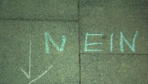 """Die Zwölftklässler des Berufsschulzentrums """"Anne Frank"""" in Plauen sagen """"Nein"""" zum Jobverlust des Lieblingslehrers. Foto: daniel zimmel / Flickr (CC BY-SA 2.0)"""