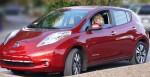 Der Nissan Leaf ist ein Elektromobil, das in großem Stil produziert wird. (Foto: Daniel Cardenas/Wikimedia CC BY-SA 3.0)
