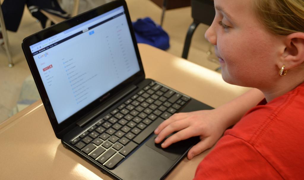 Schaut der Internetriese Google auch Schülern über die Schulter? Foto: Kevin Jarrett /flickr (CC BY 2.0)