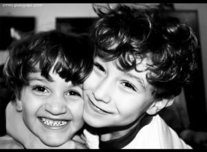Bei knapp einem  Drittel der Kinder, die zwei oder mehr von Autismus betroffene Geschwister hatten, wurde auch Autismus diagnostiziert.  Foto: OTH / Flickr (CC-BY-2.0)